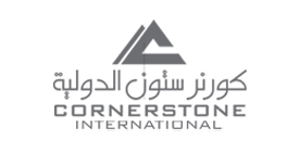 Cornerstone International Kuwait Logo